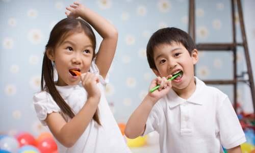 Cách chữa đau răng cho trẻ em hiệu quả nhất 4