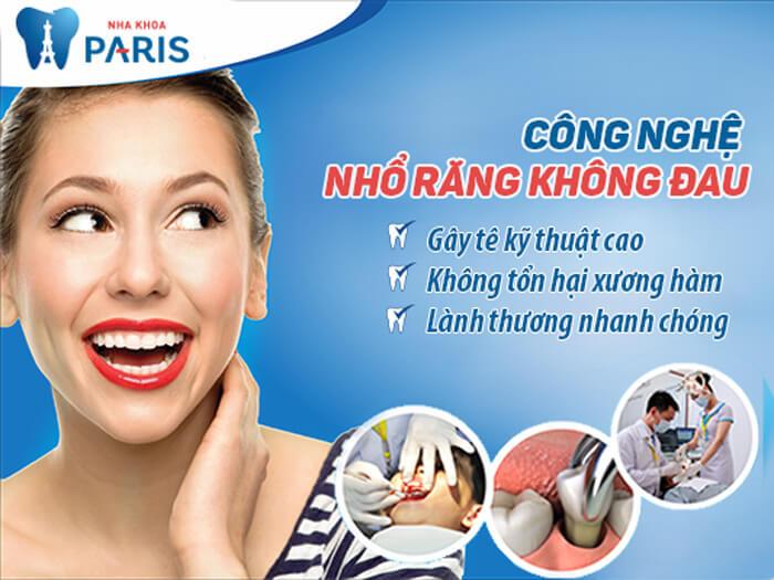 Nhổ răng cấm có đau không, cách nào giúp hạn chế đau nhức? 2