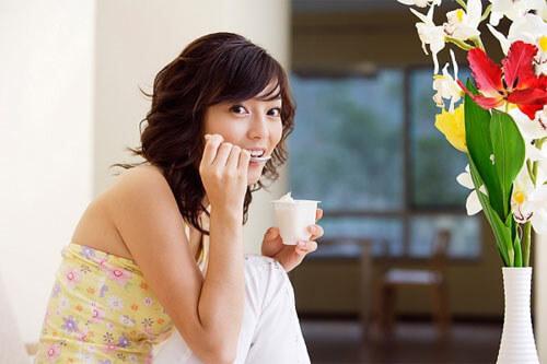 Cách chữa hôi miệng bằng sữa chua VĨNH VIỄN ngay tại nhà  2