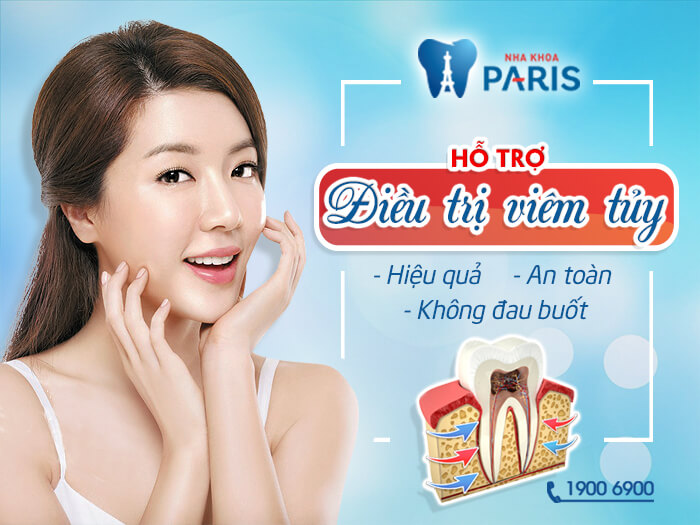 cách lấy tủy răng không đau 15