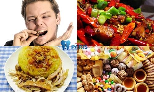 Đau nhức răng kiêng ăn gì & nên ăn gì là tốt nhất? Chuyên gia tư vấn 2