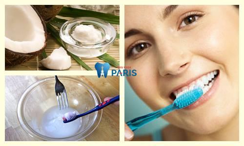 Đánh răng bằng dầu dừa bạn đã thử chưa? 2