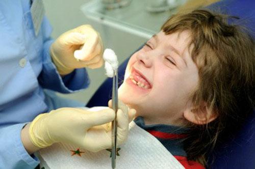 Cách chữa trị nhức răng cho trẻ em