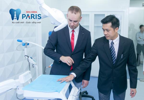 Quy trình điều trị tủy răng an toàn nhất tại nha khoa Paris 3