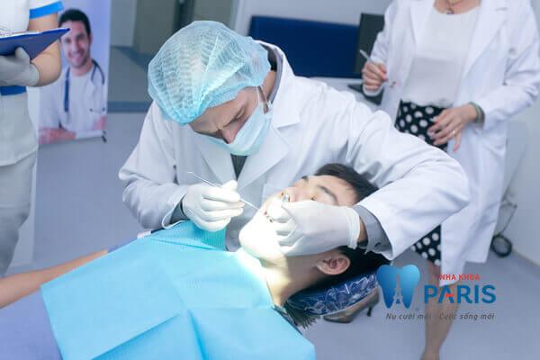 Điều trị bệnh sâu răng ở người lớn