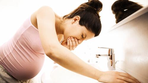 cách chữa hôi miệng cho bà bầu HIỆU QUẢ