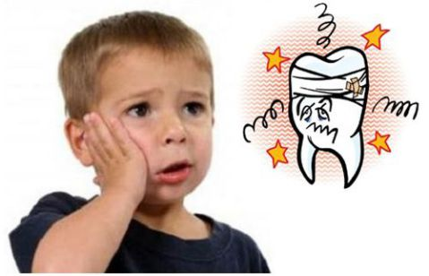 Đau răng ở trẻ em: Mối nguy hiểm & cách chữa DỨT ĐIỂM 1
