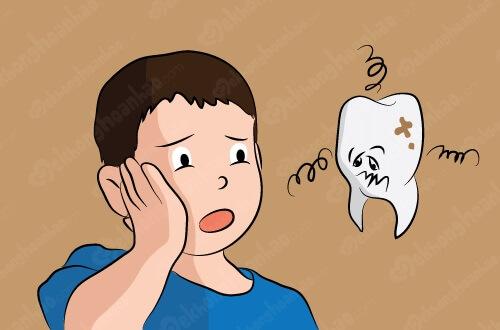 Sâu răng gây đau nhức răng - Tại sao & cách khắc phục thế nào? 1