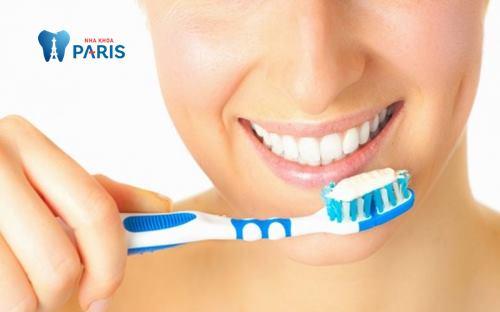 đánh răng đúng cách như thế nào? 1