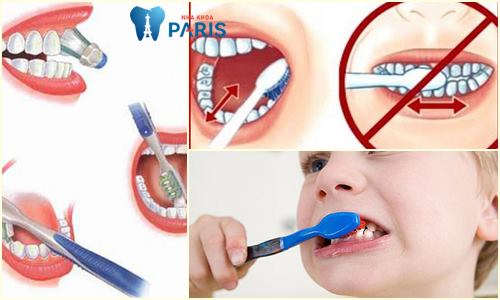 đánh răng đúng cách như thế nào? 3
