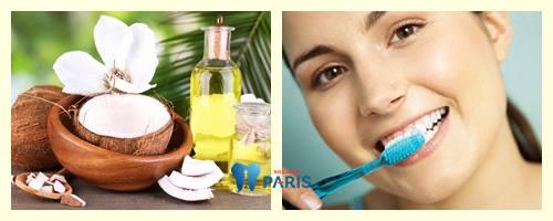 Đánh răng bằng dầu dừa bạn đã thử chưa? 1
