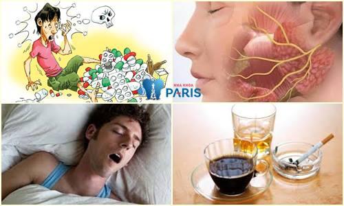 Nguyên nhân và cách khắc phục dứt điểm bệnh khô miệng 3