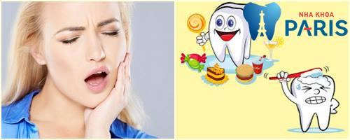 Dấu hiệu nhận biết sâu răng là gì?