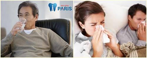 Khô miệng khi ngủ là dấu hiệu của bệnh gì & cách khắc phục ra sao? 2