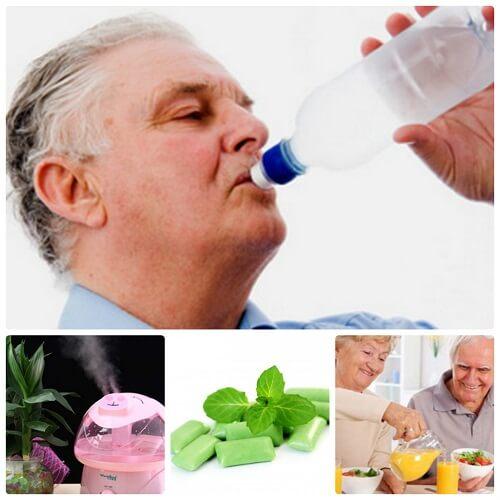 Khô miệng ở người cao tuổi nguy hiểm hơn bạn nghĩ 4