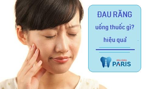 Đau răng uống thuốc gì phải dựa vào nguyên nhân làm đau răng